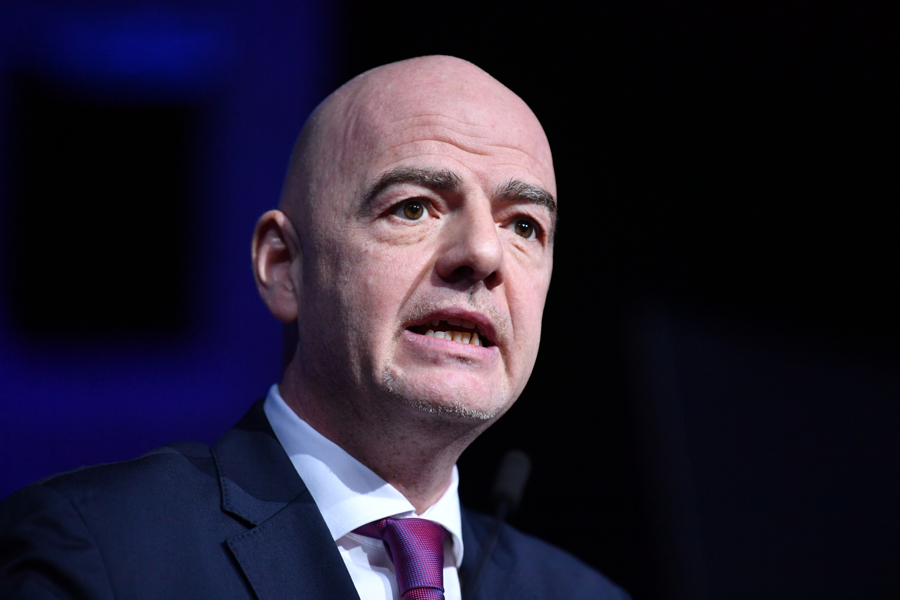 FIFA President Gianni Infantino Is Subject of Criminal Investigation