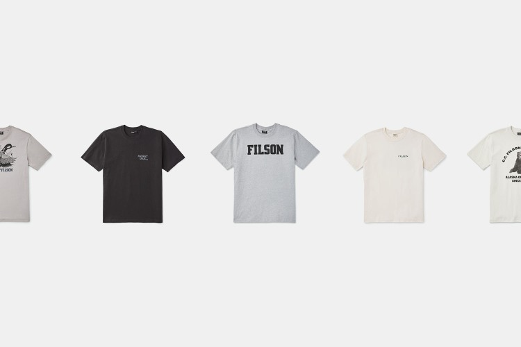 Deal: Shop Filson's Graphic Tees, Now Up to 60% Off