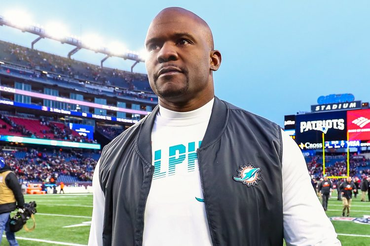 Will Dolphins Coach Brian Flores Keep Miami's Momentum Going?