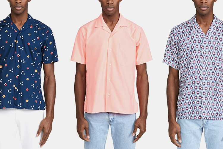 Deal: Now's the Time to Get These Gitman Vintage Shirts on Sale