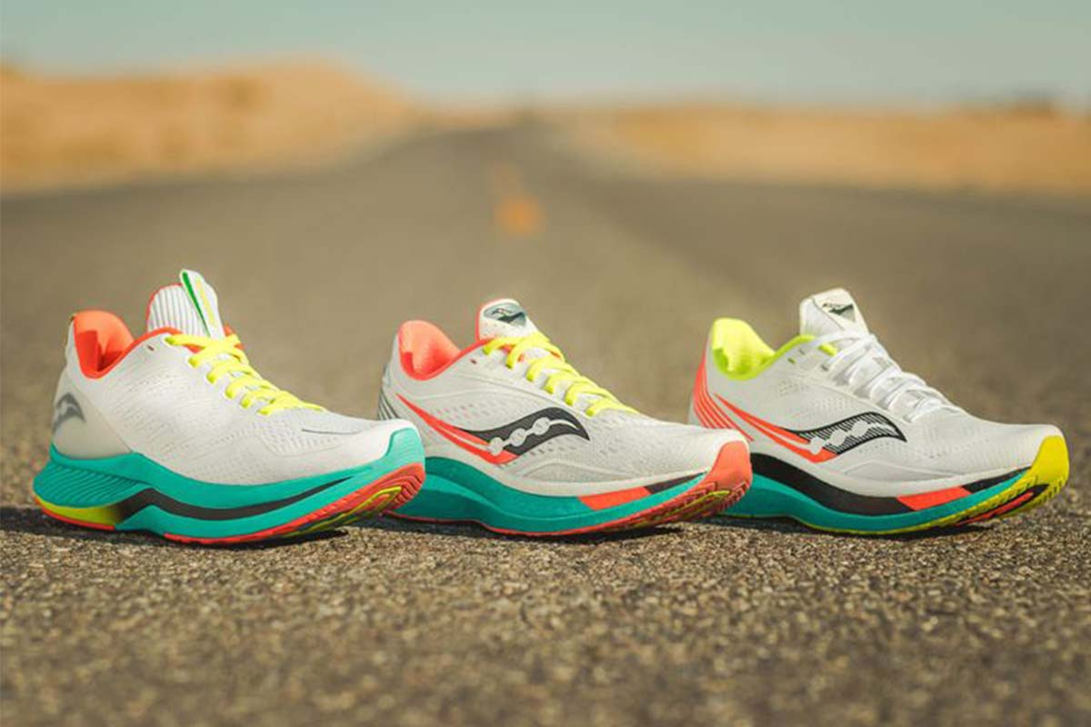 The Rest of Saucony's Fastest-Ever Line of Running Shoes Has Arrived