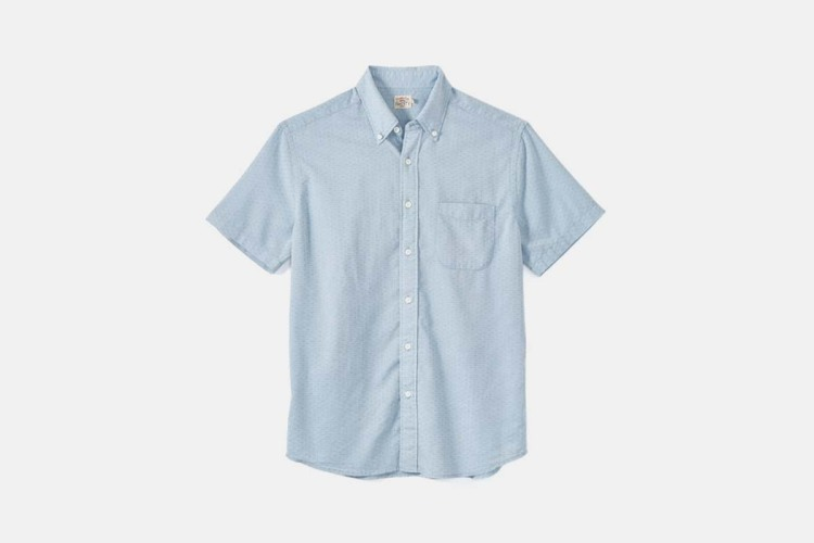 Deal: Summer Shirts Are 50% Off at Faherty