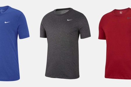 Deal: Nike's Dri-FIT Training Tees Are $20 a Pop Right Now