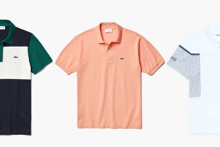 Deal: Grab a Ton of Eye-Catching Polos During Lacoste's Semi-Annual Sale