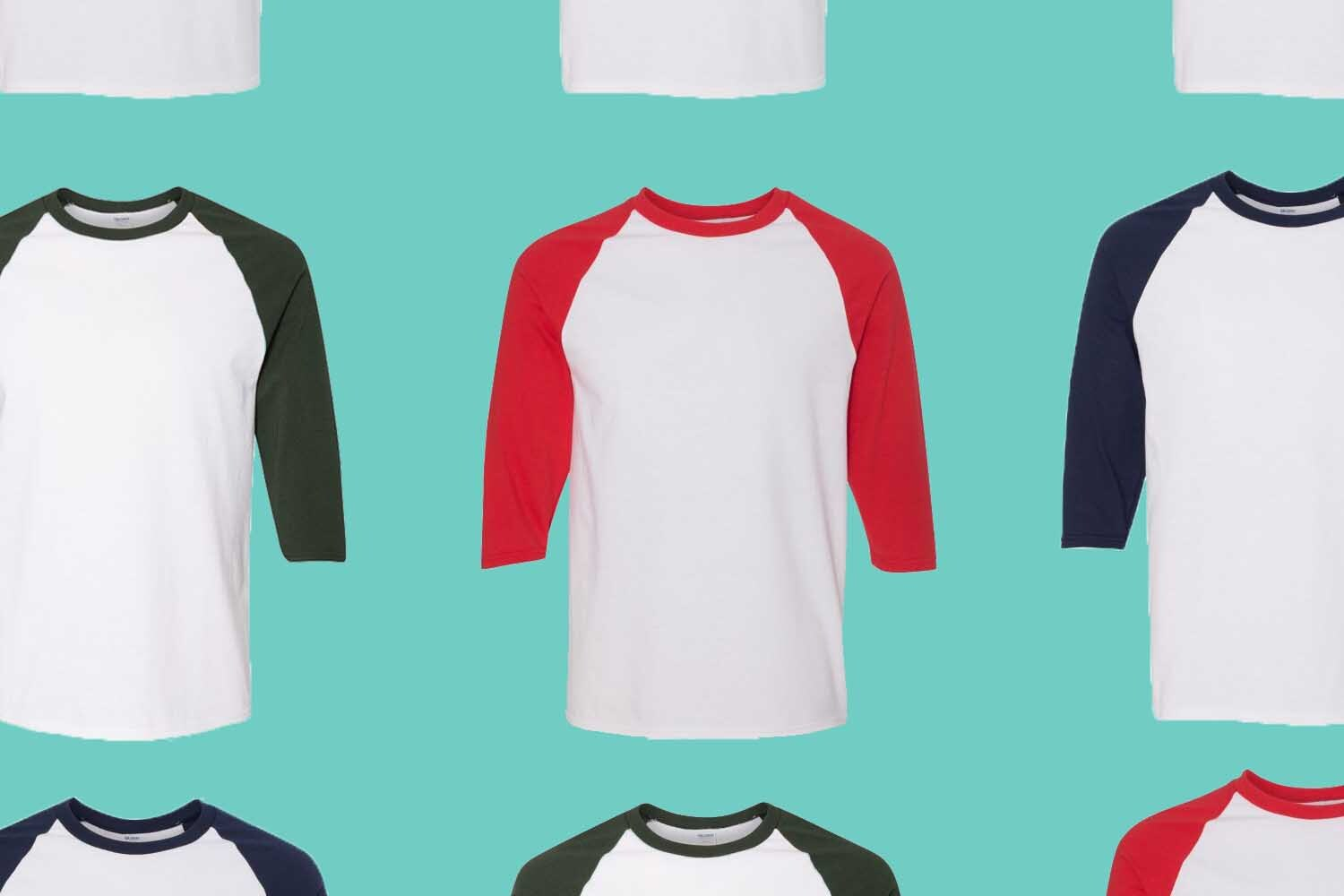 Take It From a Woman: The Baseball Tee Is the Sexiest Shirt You Can Wear