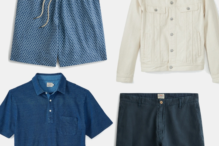 Deal: Shop These Crazy Good Faherty Deals at Huckberry