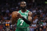 Jaylen Brown Sees NBA Restart As Social Justice Platform
