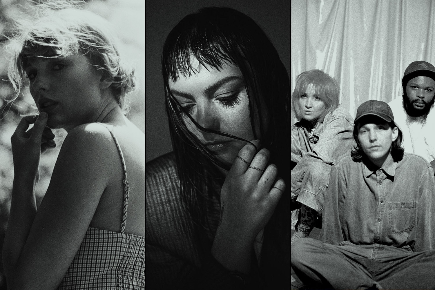 July saw a surprise Taylor Swift album, an indie rock reckoning, and more.