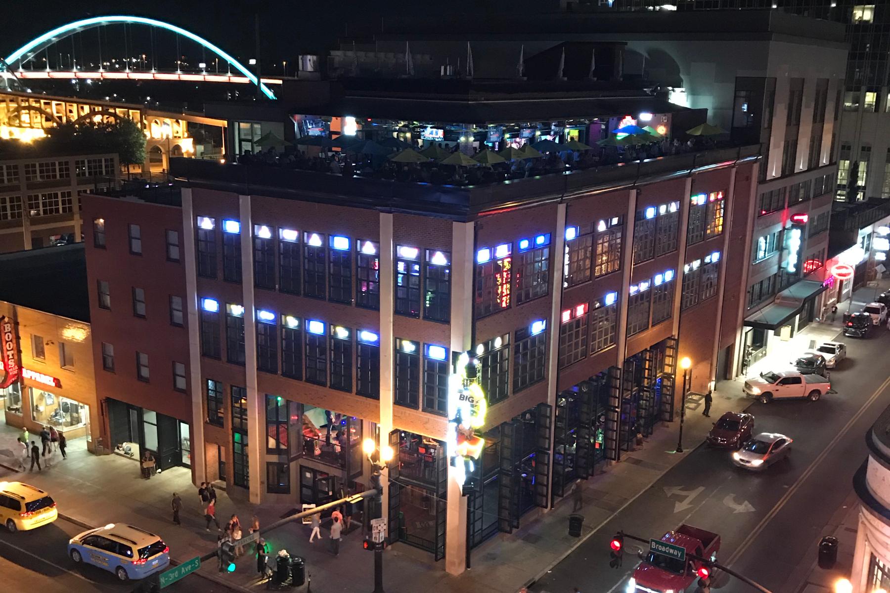 Kid Rock Nashville Bar