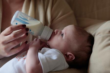 lab-grown breast milk