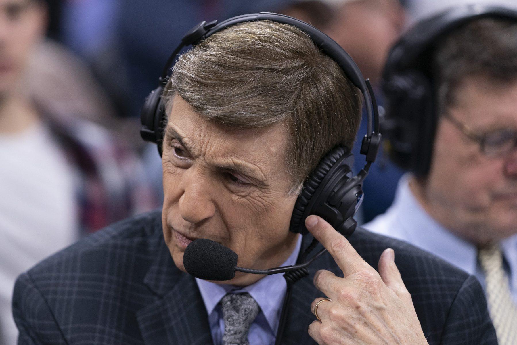 Veteran Basketball Announcer Marv Albert to Sit Out NBA Restart