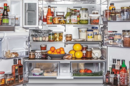 What Do the World's Best Chefs Keep in Their Fridges at Home?