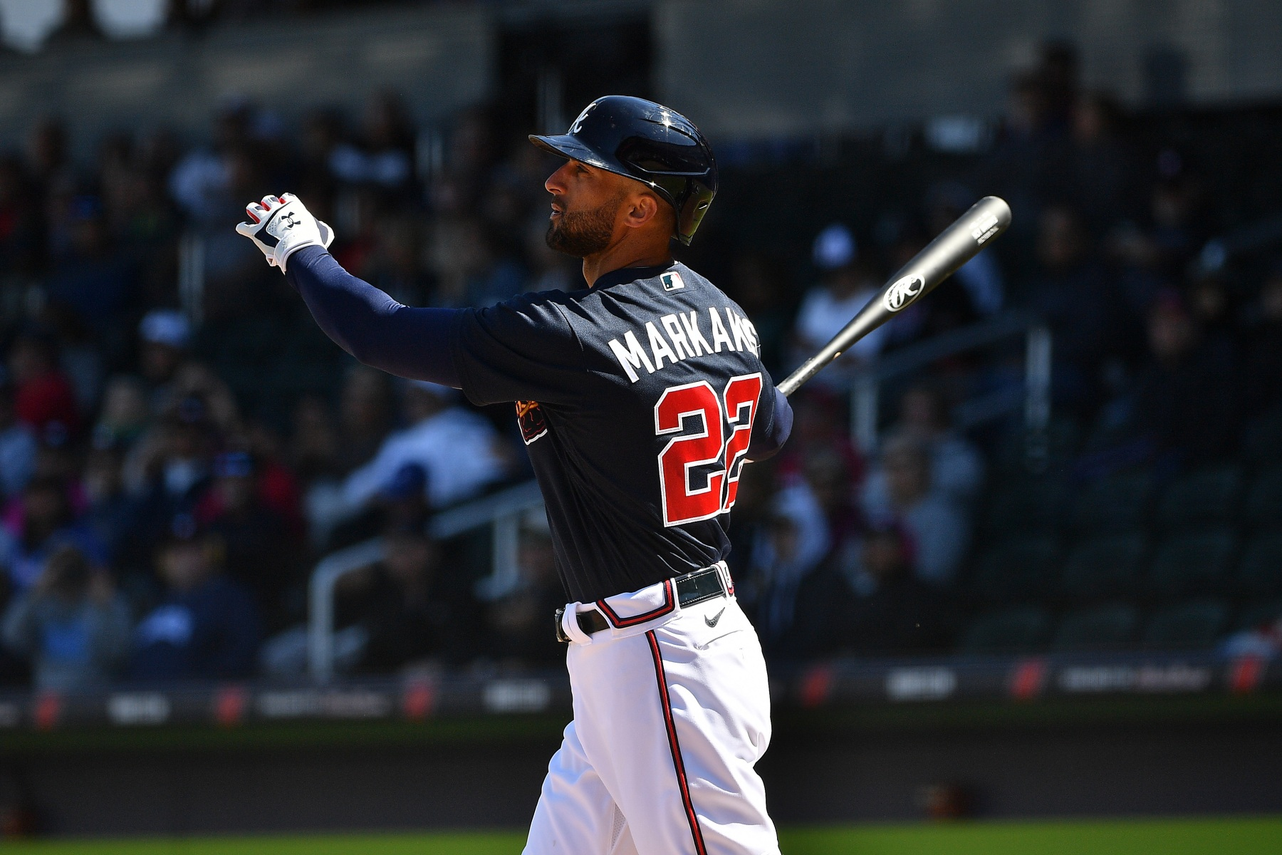 Braves Player Bows Out of MLB Season After Talking to Sick Teammate