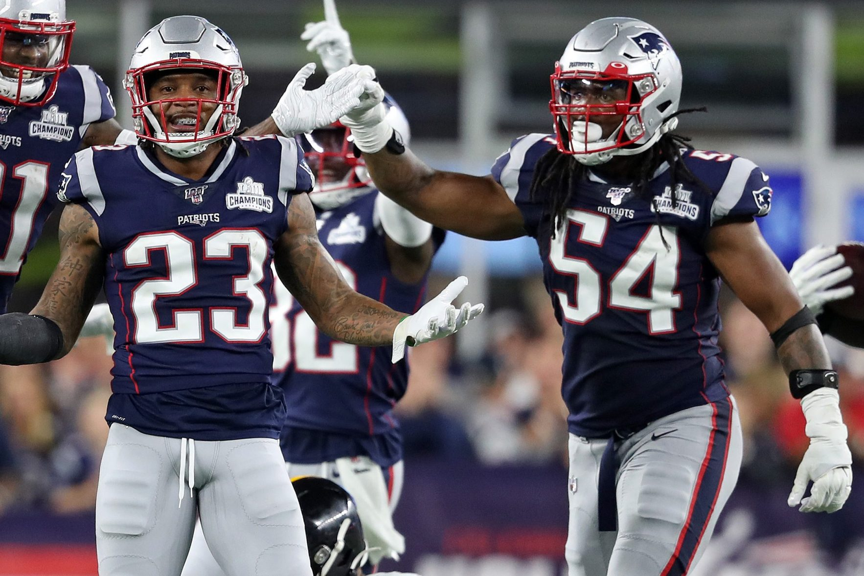 New England Patriots Have Already Lost 4 Starters to Opt-Outs