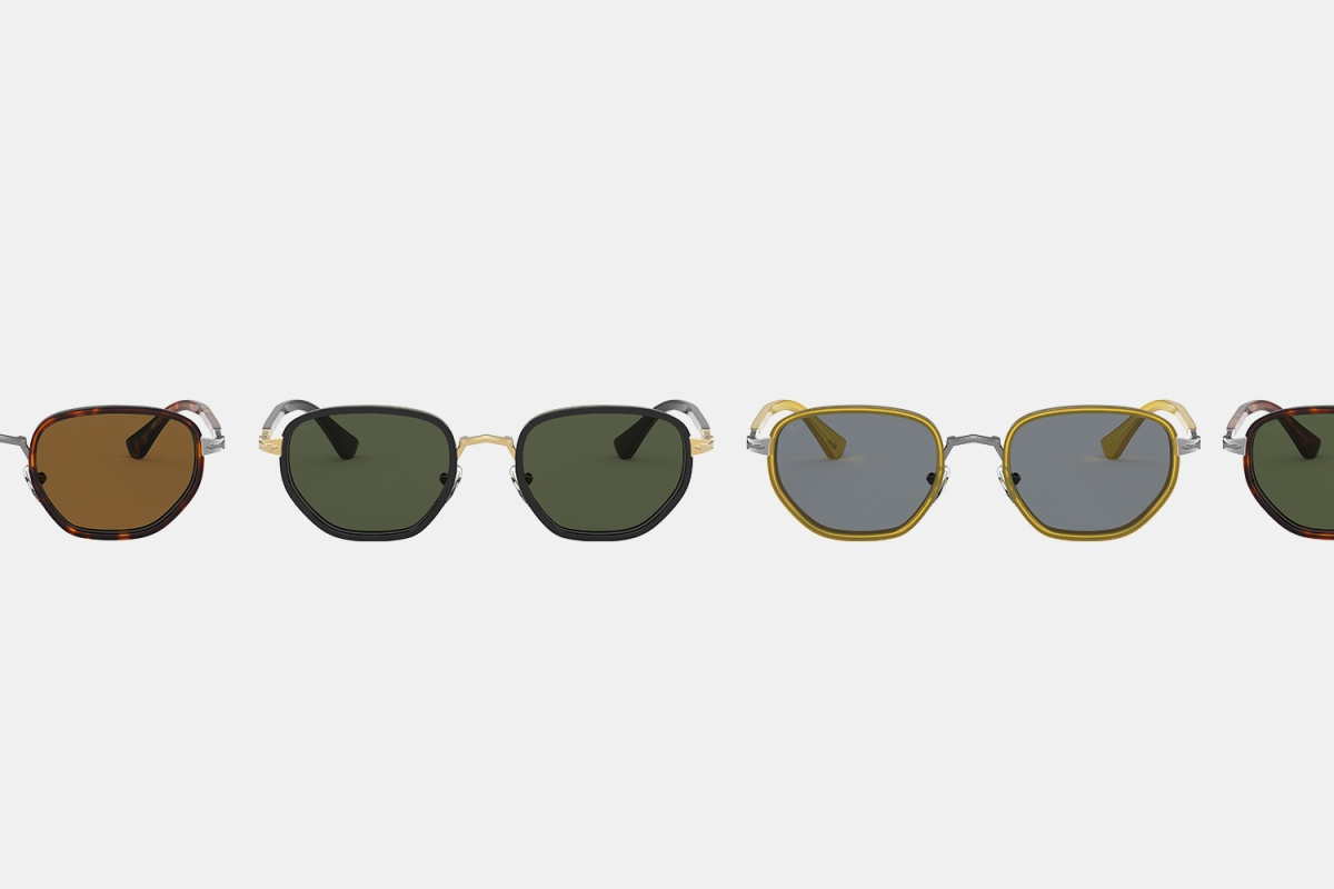 Persol Debuts a New Style Just in Time for the Last Months of Summer