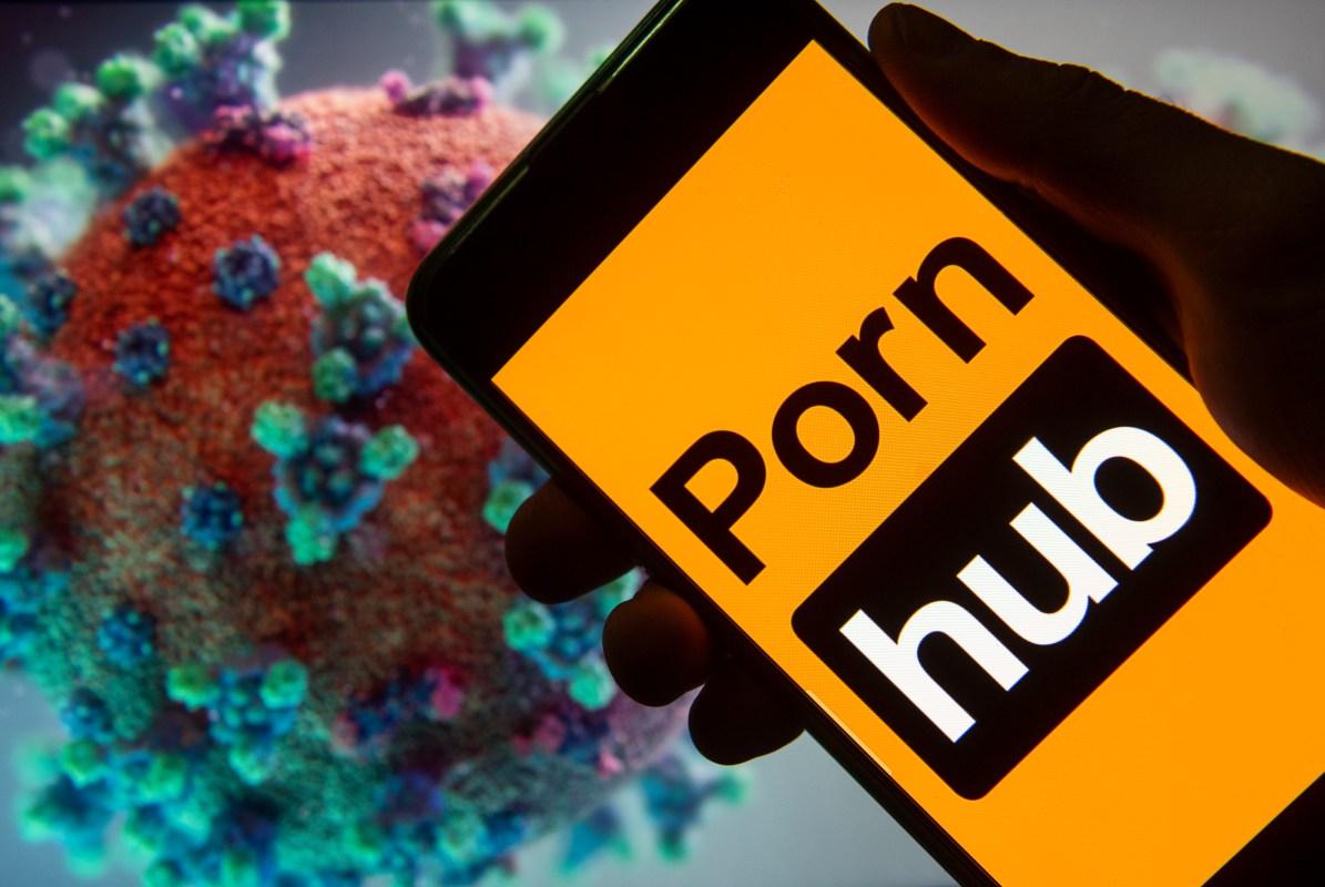 pornhub big package coronavirus relief