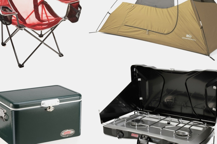 Deal: Upgrade Your Camping Setup at REI's July 4th Sale