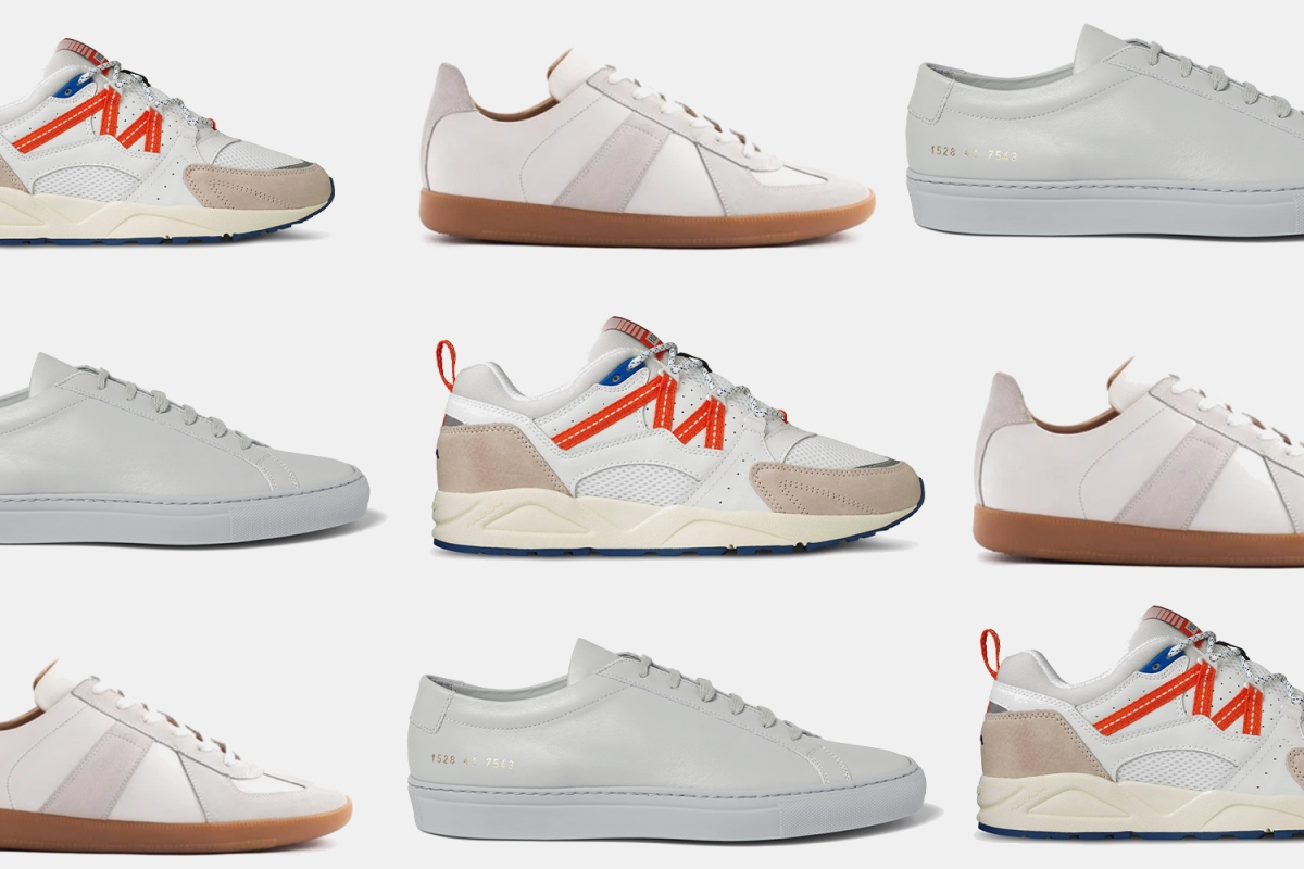 11 Summer Sneakers That Will Help You Stand Out in a Crowd