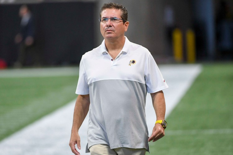 dan snyder washington owner