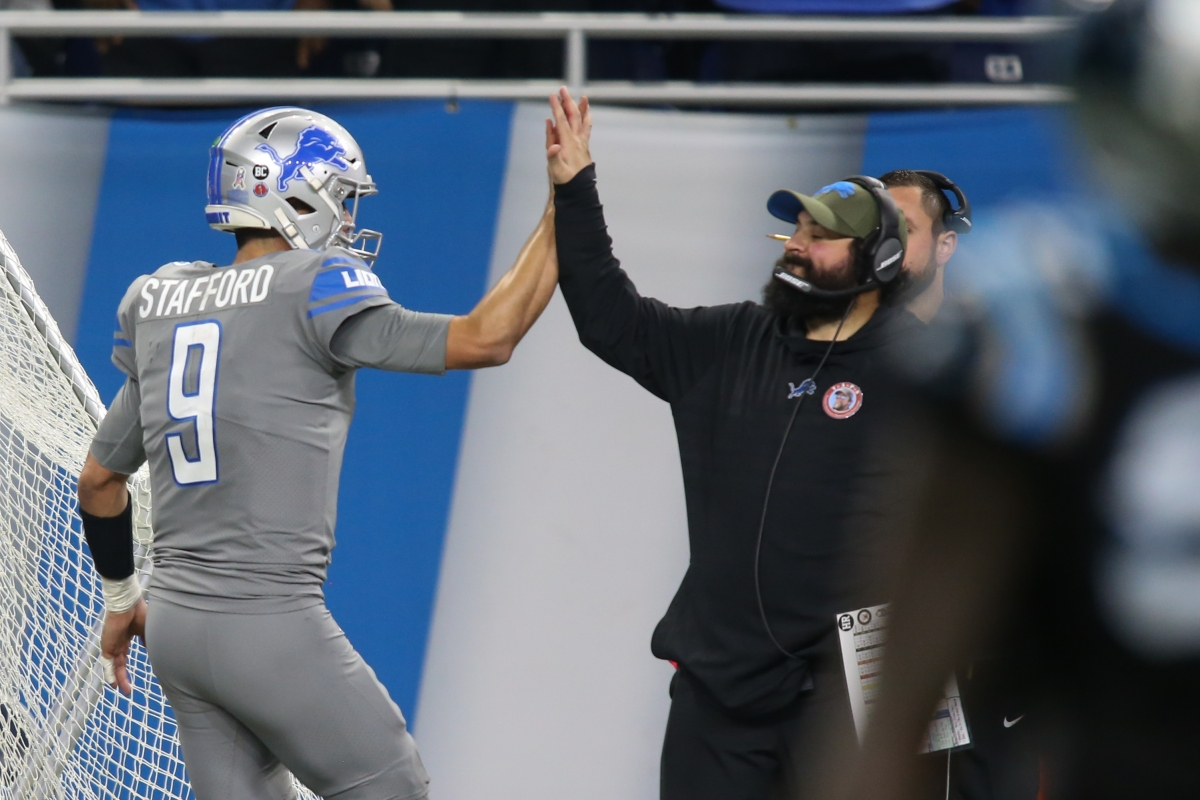 Have Detroit's Matts Carried the Lions As Far As They Can?