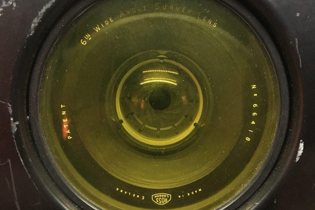 Surveillance lens