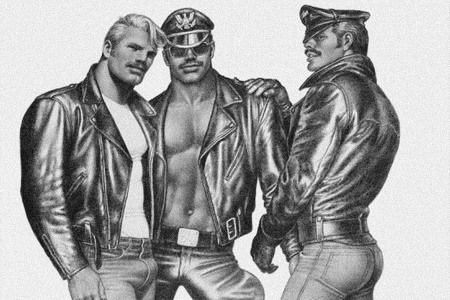 Tom of Finland was an artist