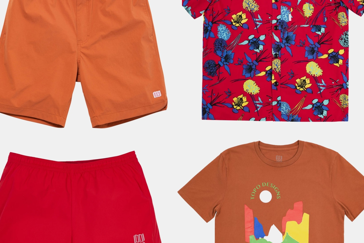 Deal: Add Some Color to Your Wardrobe With Topo Designs' Summer Sale
