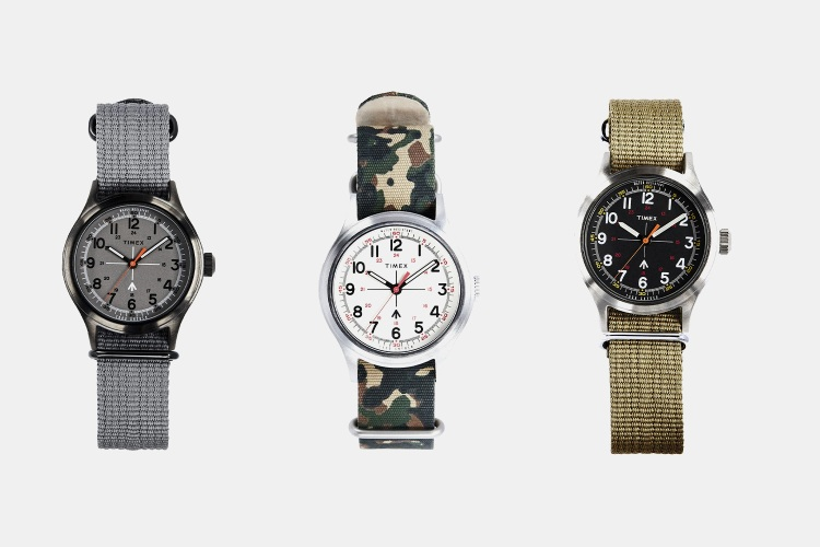 Deal: These Todd Snyder x Timex Watches Are All Under $100