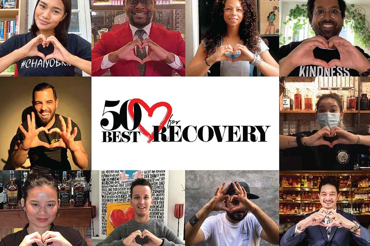 The World's 50 Best Bars