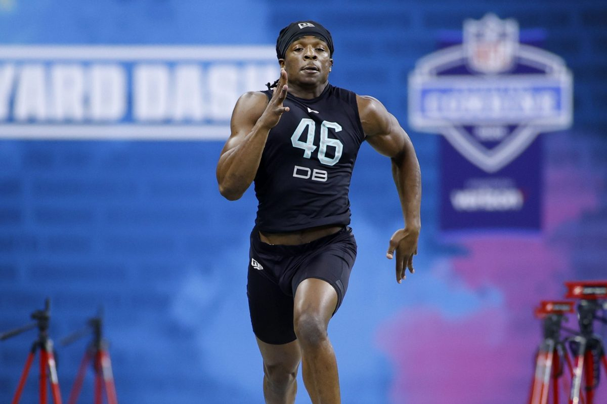 Ex-NFL Players Sue Over Shady 40-Yard Dash Tournament