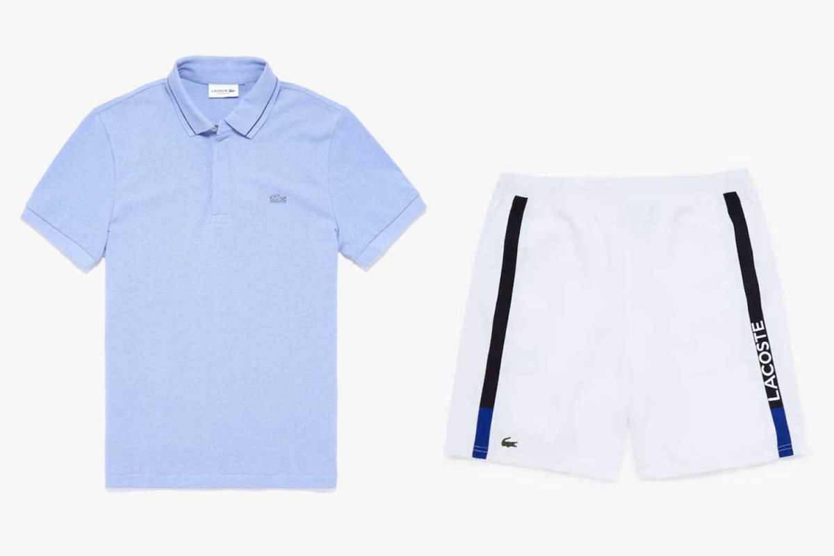 Take an Extra 20% Off Summer Sale Items at Lacoste