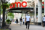 AMC movie theater in New York City