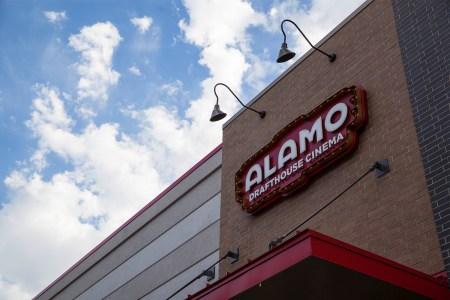 Alamo Drafthouse dine-in movie theater in Denver, Colorado