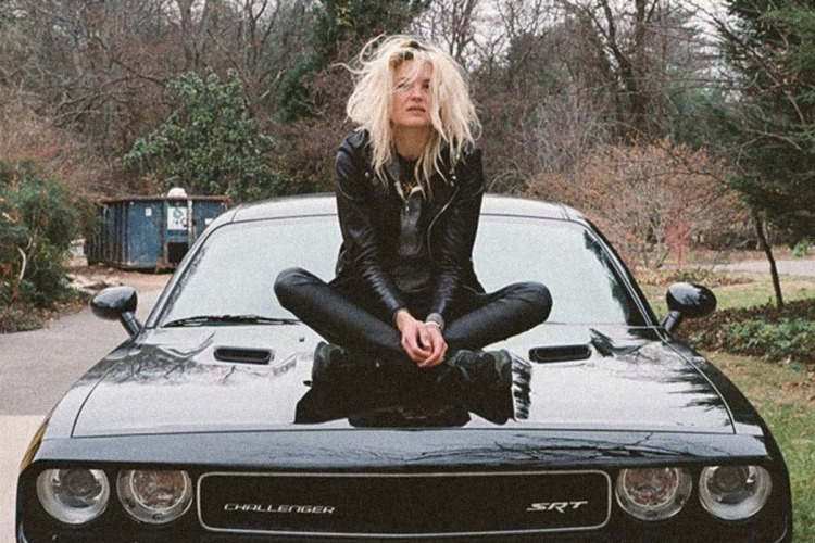 "Alison Mosshart's book ""Car Ma"" is out today"