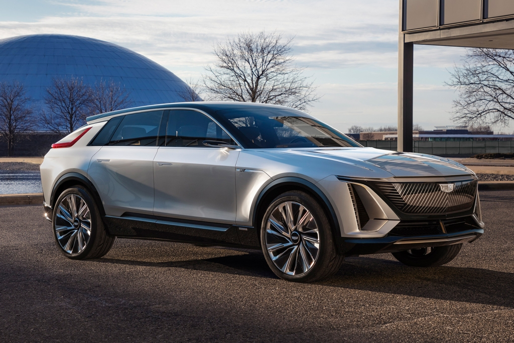 Cadillac Lyriq electric crossover