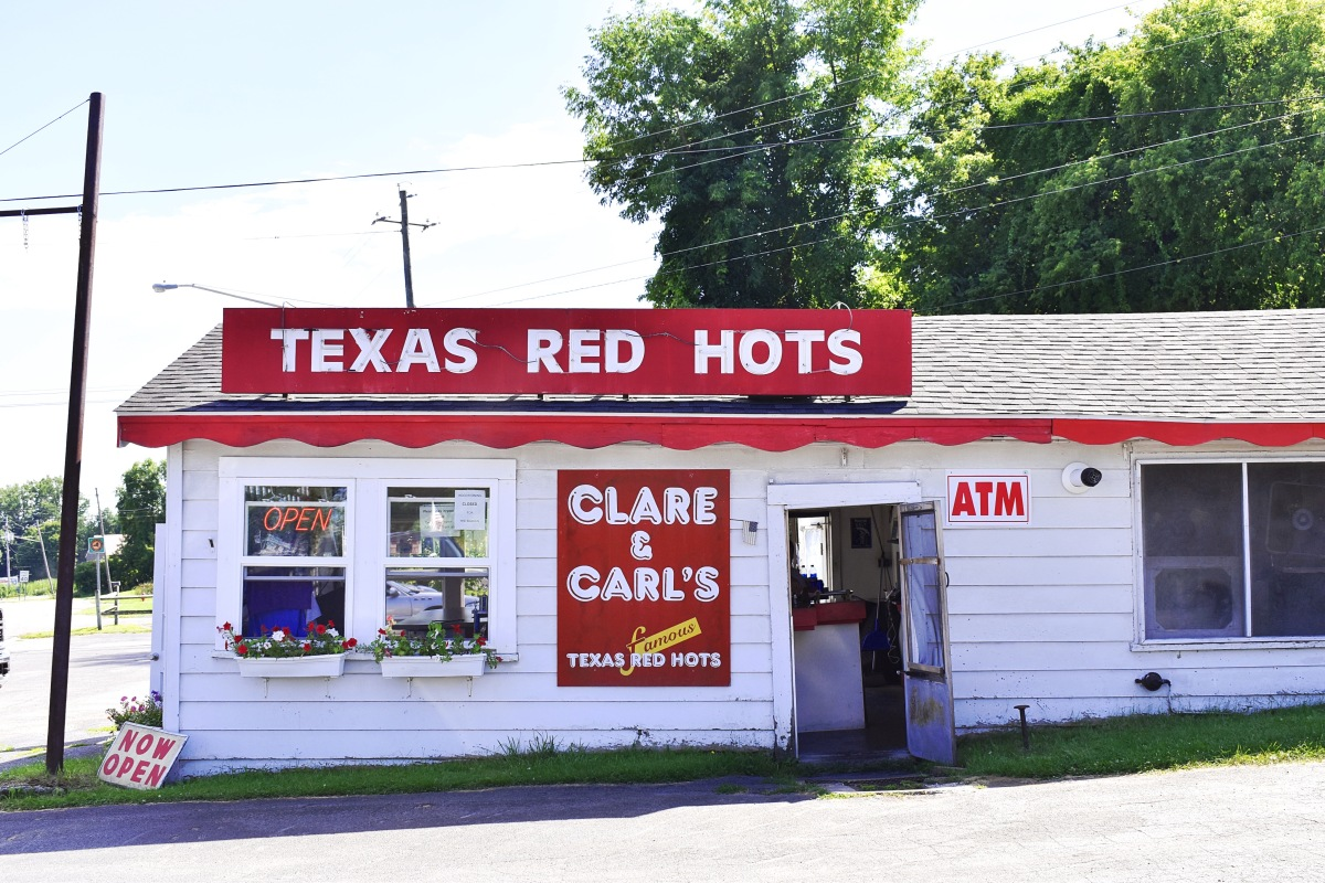 Clare and Carl's