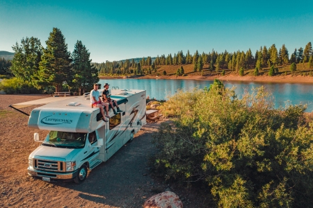 RVShare RV rental