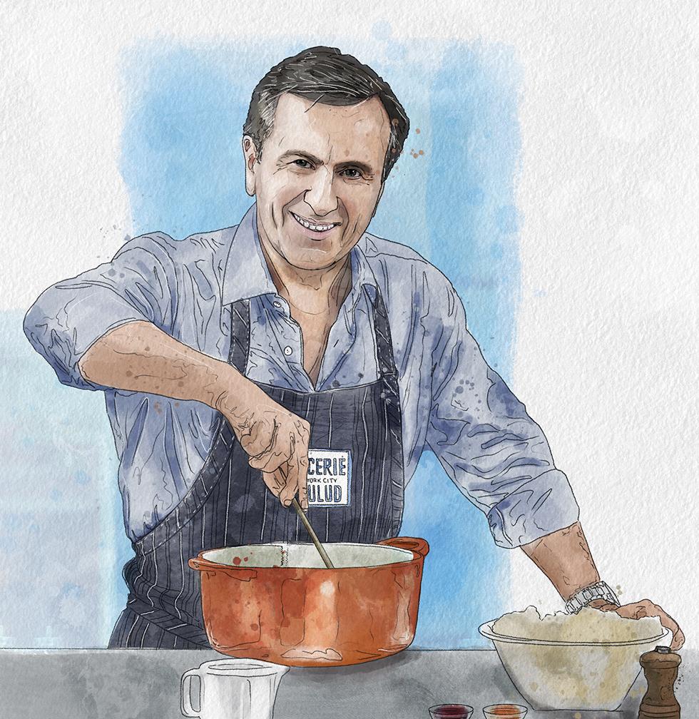 Daniel Boulud chef