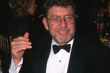 Pete Hamill attends PEN American Center Awards at the New York State Theater at Lincoln Center in New York City. (Photo by Ron Galella/Ron Galella Collection via Getty Images)