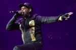 RZA of Wu-Tang Clan performs during EMBA Fest 2020 at Oakland Arena on February 21, 2020 in Oakland, California