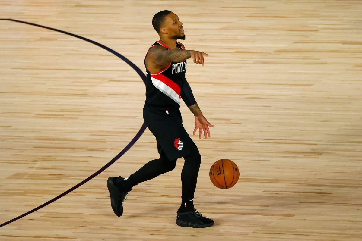 Lillard NBA MVP