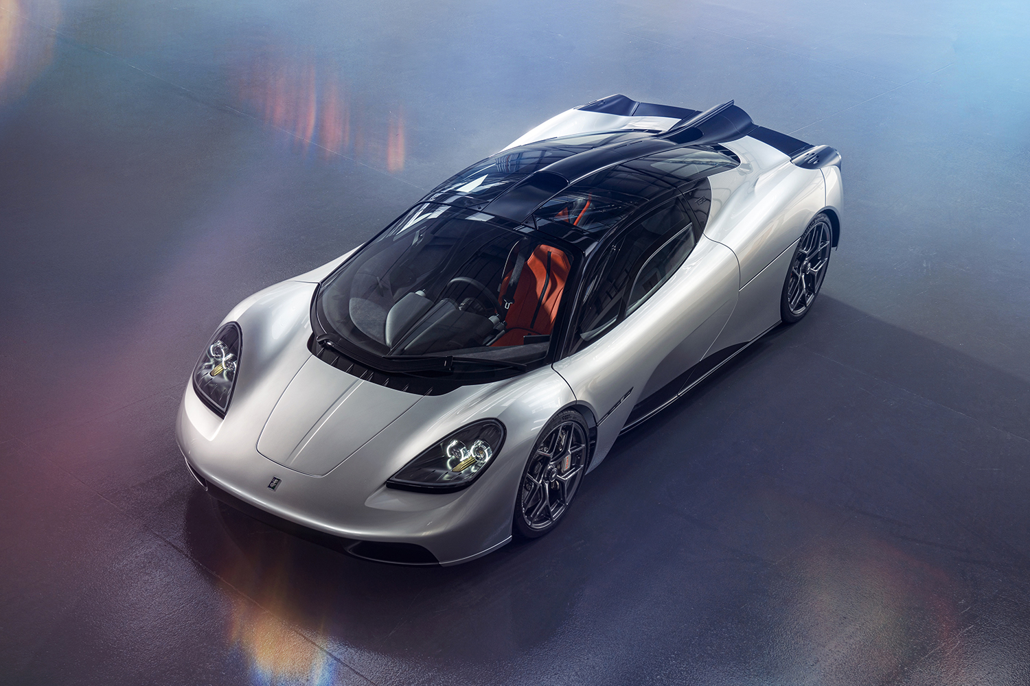 Gordon Murray Automotive T.50 Supercar Exterior