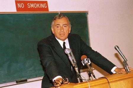 Democratic Canadate Gore Vidal