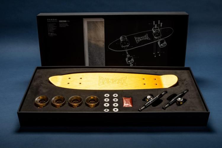 Banzai skateboards limited edition