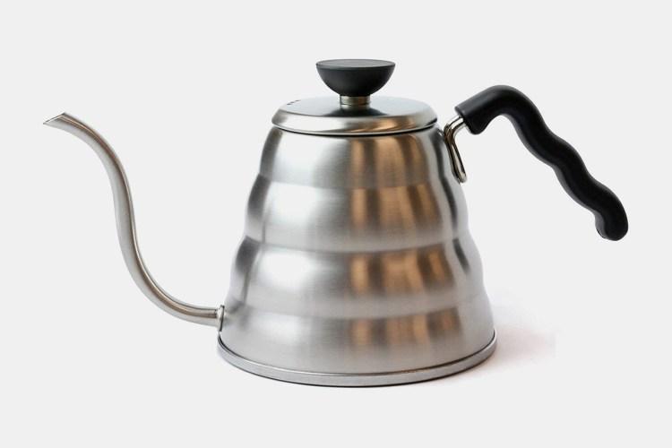 Hario Buono Gooseneck Kettle for coffee