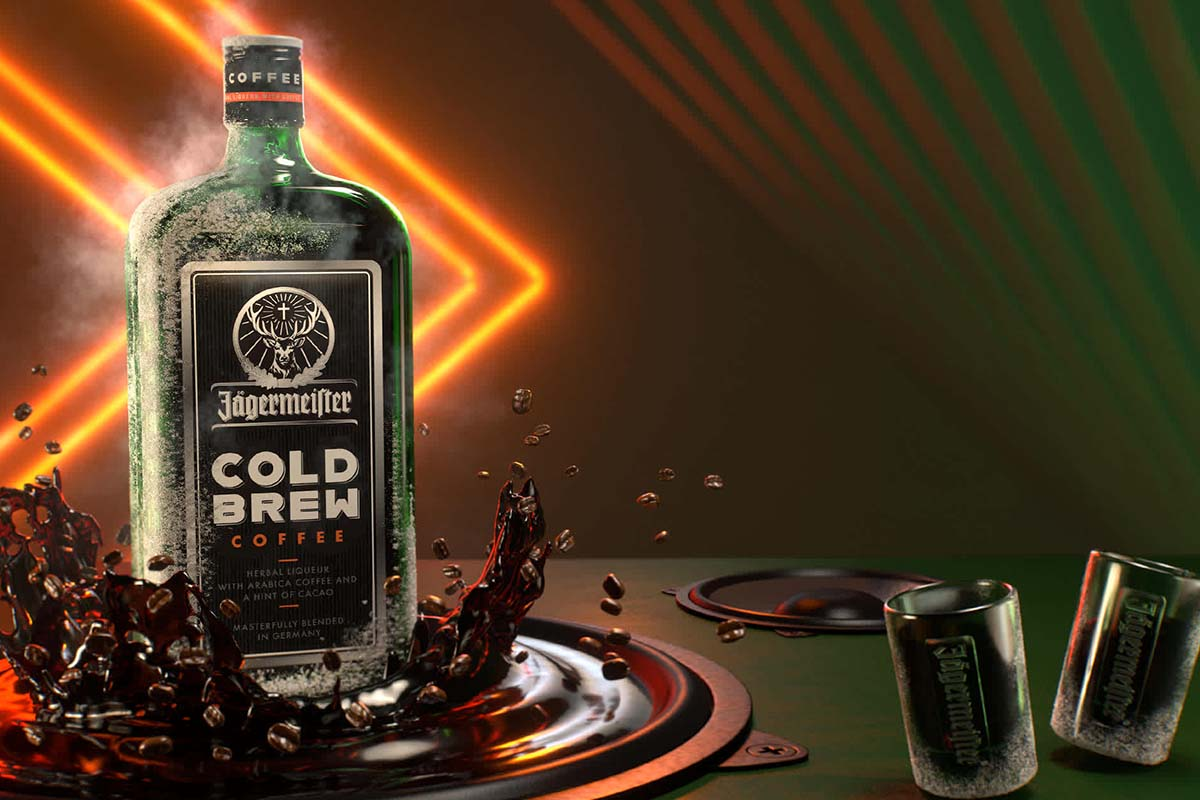 Jagermeister Cold Brew