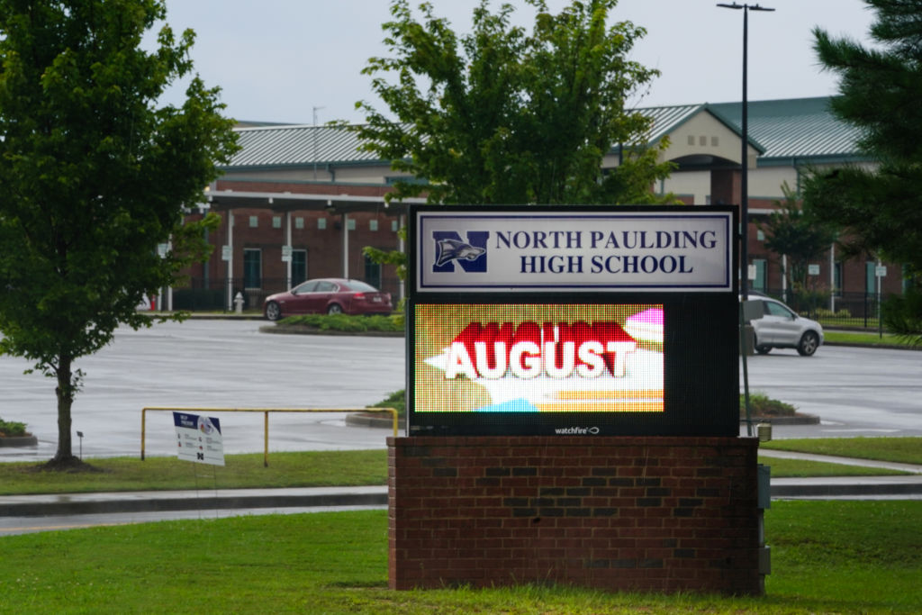 North Paulding High School