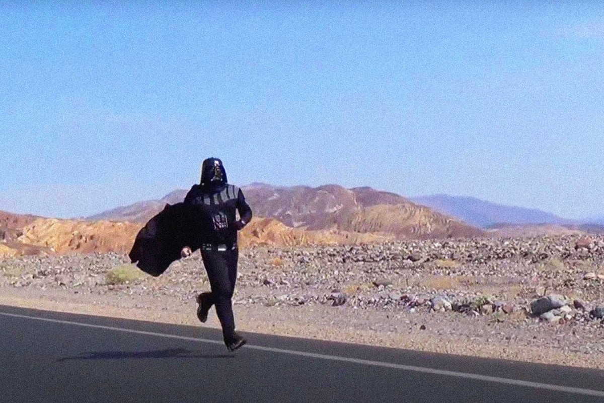 weirdest mile run records