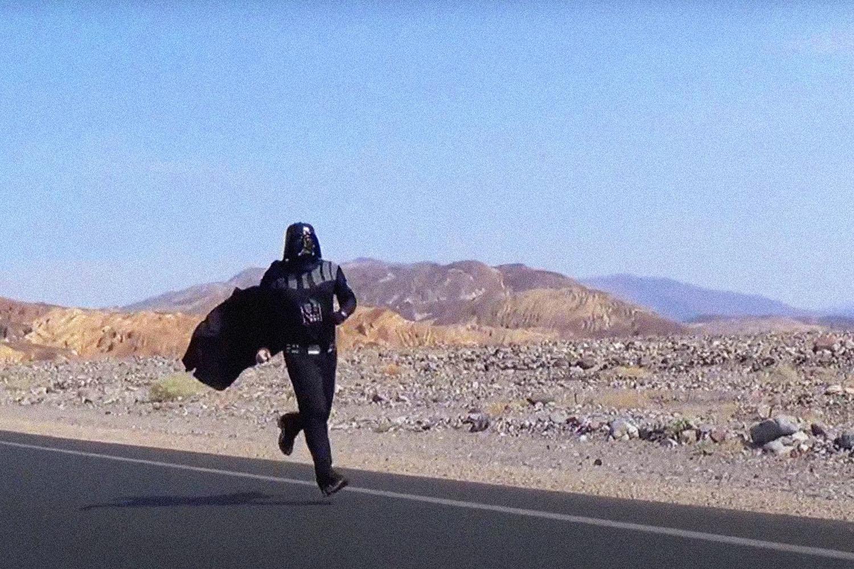 northface helping marathon running cleaner