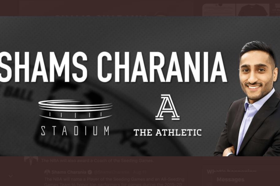 Shams Charania